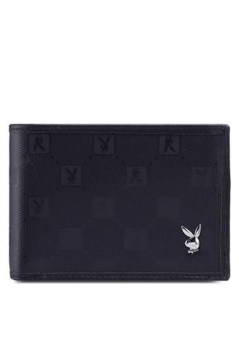 Playboy blue Playboy Bi-Fold Wallet 8A887AC45BA280GS_1