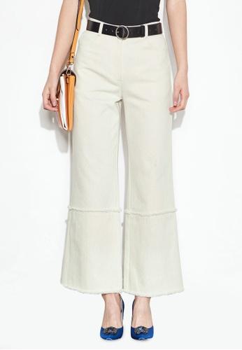 Buy NAIN Wide Leg Pants | ZALORA Singapore