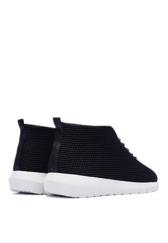 Life8 black Mesh Sport Shoes With Deodorant Footbed-09376-Black LI283SH11JRCSG_1