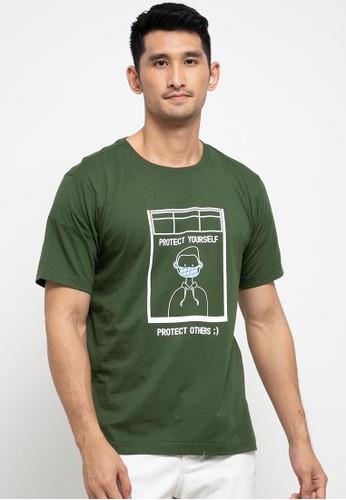 FILA green Covito 5D762AA10B8D42GS_1