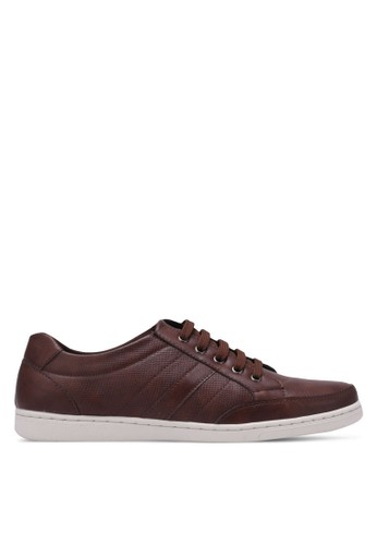 Rocklander brown Rocklander Sneakers RO753SH0UU8AID_1