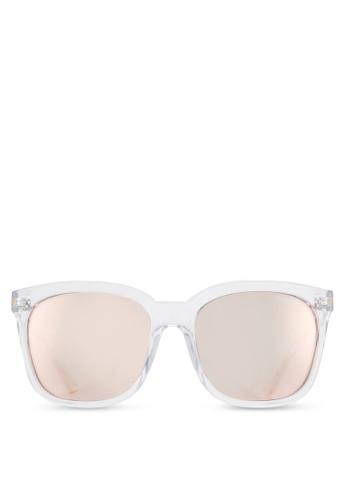 Inesprit 會員 Vogue 方框太陽眼鏡, 飾品配件, 大框