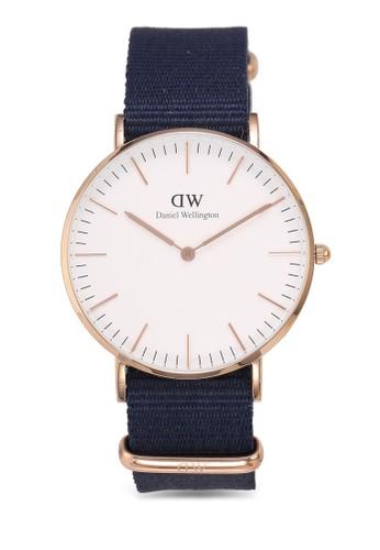 Daniel Wellington gold Classic Bayswater White Watch 36mm DABD4AC82FFF79GS_1