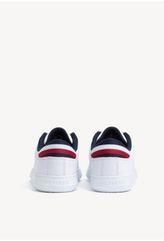 05b33528 Tommy Hilfiger ESSENTIAL LEATHER DETAIL CUPSOLE S$ 249.00. Sizes 40 41 42  43 44