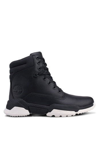 Timberland black Limited Release: Cityforce 6-Inch Boots 53B8ASHE6AD0B4GS_1