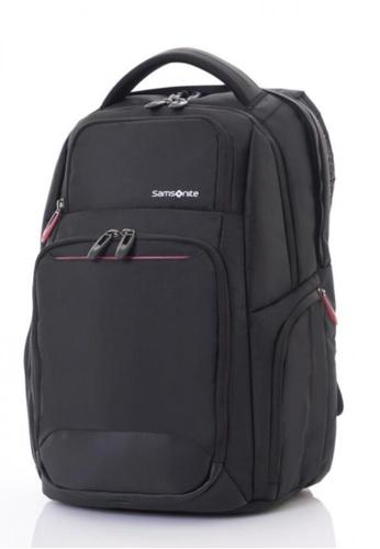 Samsonite black Samsonite Torus LP Backpack VII SA186AC96RGXSG_1