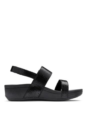 Vionic black Bolinas Platform Sandal CCC8DSH83D5E6FGS_1