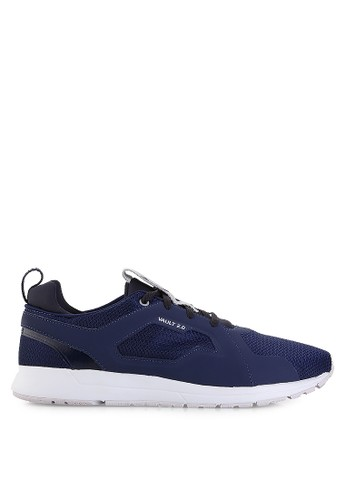League blue Vault 2.0 Sneakers LE825SH77PWKID_1