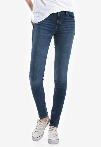 694b05ff746 Shop Levi's 711 Womens Skinny Jeans Online on ZALORA Philippines