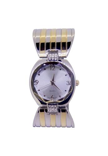 Sk Time Watch Shop gold Lady sk3033  Fashion Lady Bracelet Watch SK518AC87FKAPH_1