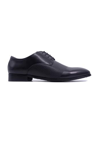 Hanson Bootmaker black Hanson Bootmaker Lace-up Derby - Black 52888SHA6E8AEAGS_1