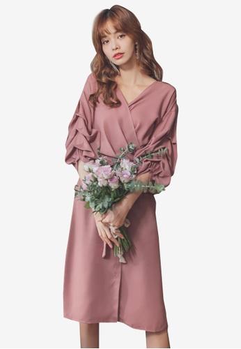 4d79c16d8b Buy Yoco Lace Panel Sweater Dress Online on ZALORA Singapore