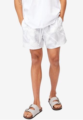 Cotton On grey Swim Shorts 92206AA4306CE2GS_1