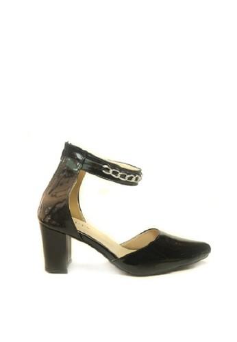 Beauty Shoes black Beauty Shoes 1306 Heels Black 47C68SH80ED208GS_1