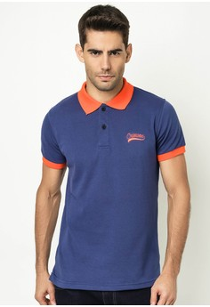 Men's Classic Polo with Logo