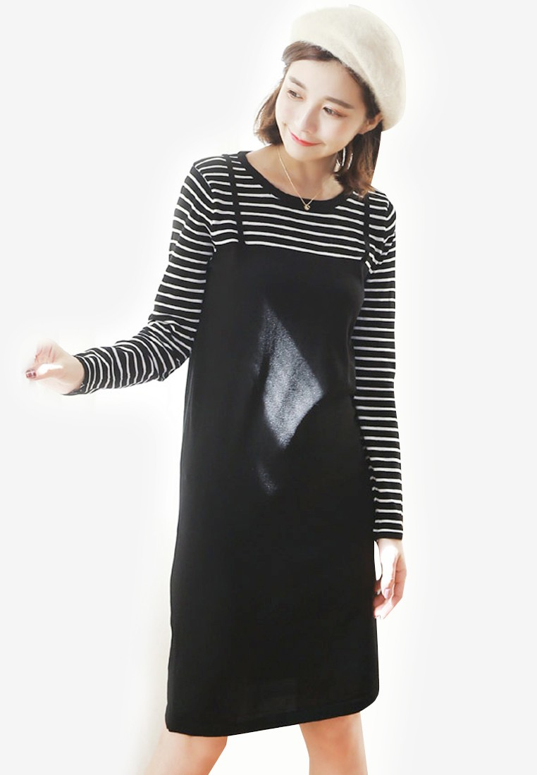 Laid Back Chill 2-in-1 Dress