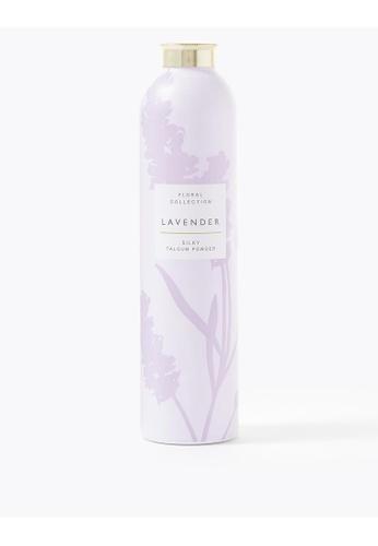 MARKS & SPENCER M&S Lavender Talcum Powder 200g FEC7ABE8ECFF4CGS_1