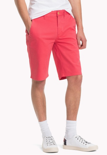 Tommy Jeans pink TJM ESSENTIAL STRAIGHT CHINO S 993A2AA4258192GS_1