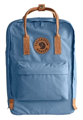 Fjallraven Kanken blue Blue Ridge Kanken No.2 Laptop Backpack D55F0AC4A9B06FGS_1