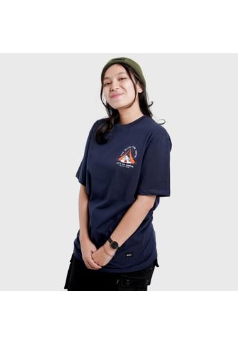Mailo navy Mailo T-shirt Five Billion Star Hotel D3BCAAA578D9F9GS_1