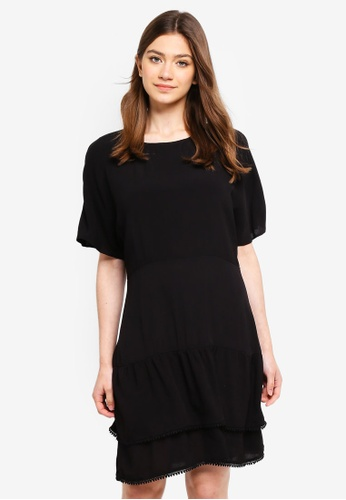 MbyM black Jela Dress C6AC3AA4E9AFC4GS_1