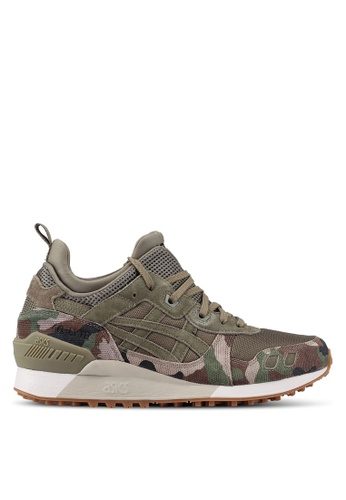 ASICSTIGER green Gel-Lyte MT Shoes AS610SH0SVUUMY_1