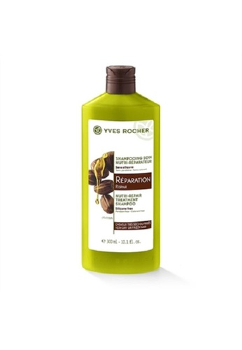Yves Rocher Yves Rocher Repair - Nutri Repair Treatment Shampoo 300ml YV348BE0RW21MY_1