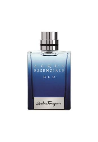 Salvatore Ferragamo Salvatore Ferragamo Acqua Essenziale Blu EDT 50ml F5990BE7E12984GS_1