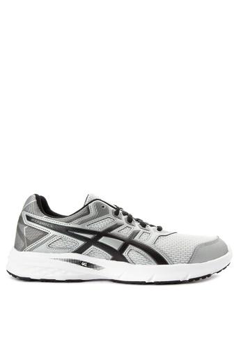 Asics black Gel-Excite 5 Sneakers AS445SH0KAE7PH_1