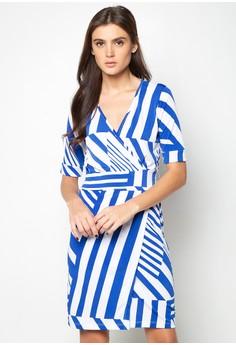 Over Lap Dress