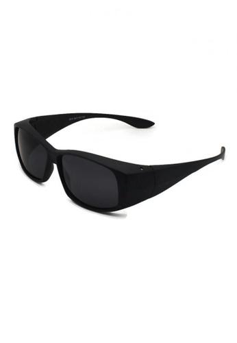 jojo black Classic Fitover Polarized Sunglasses 4CE18GL1B7ED6FGS_1