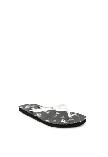 Silver Roxy Bermuda II Sandal New