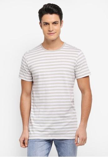Cotton On grey and multi TBar Premium Crew T-Shirt D7BAFAABA90B0DGS_1