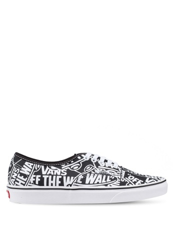 VANS black Authentic OTW Repeat Sneakers A872CSH3195482GS_1