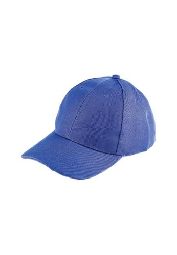 Drum Baseball Cap- Light Blue DR425AC0S1XHMY_1