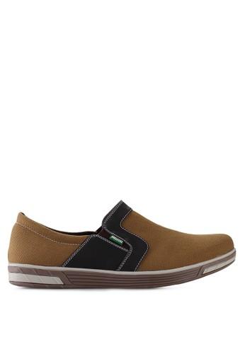 Sneakers Shoes brown Halie SN532SH23XMEID_1