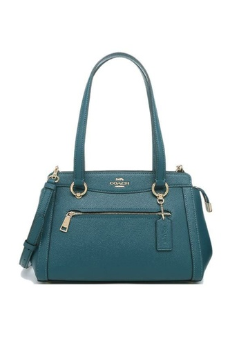 Coach green Coach Kailey Carryall C2852 Teal Ink 81F24AC15C1A00GS_1