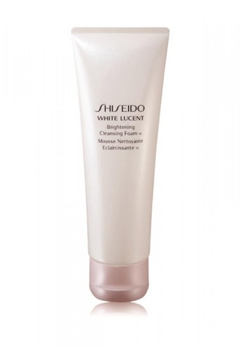 Shiseido silver Shiseido White Lucent Britghtening Cleansing Foam  W FBB70BE2938602GS_1