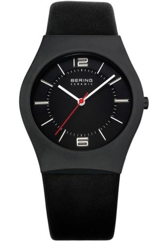 Bering black Bering Ceramic black 35 mm Unisex Watch (32035-642) A1950AC26EC0BFGS_1