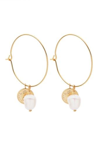 Pastiche gold Siren Earrings 9FDEDAC0A61F27GS_1