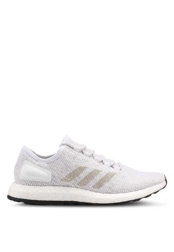 adidas white adidas pureboost AD372SH0SUPKMY_1
