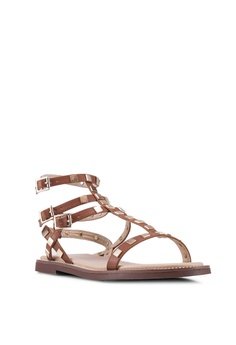 6adf2c91e River Island Faith Studded Gladiator Sandals S  80.90. Available in several  sizes