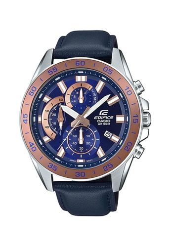 EDIFICE blue Edifice Men Watch EFV-550L-2AVUDF 51946AC09146C3GS_1