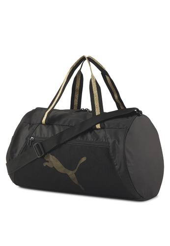 PUMA black Essentials Barrel Bag C51B2ACA8E0EB9GS_1
