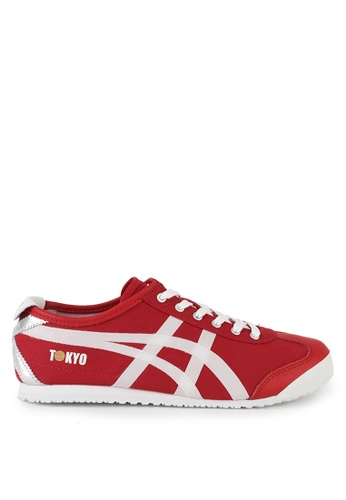 Onitsuka Tiger red Mexico 66 Sneakers 220D1SHC98EE72GS_1