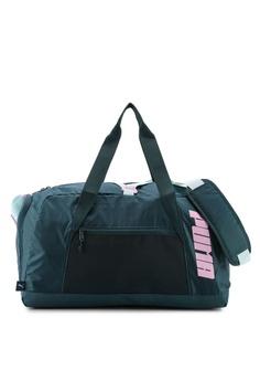 Puma green AT Duffle Bag 0C165AC589E447GS 1 d22d9af0cbd91