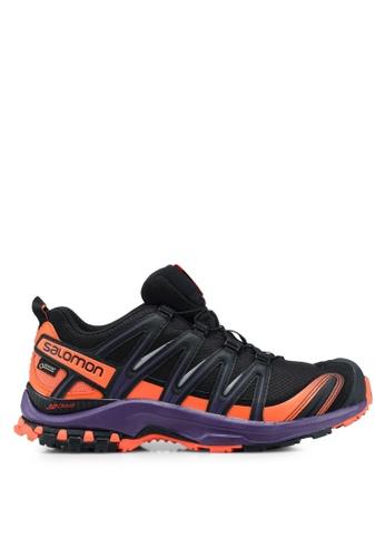 online store 53c46 17eba Salomon black Salomon XA Pro 3D GTX LTD W Running Shoes 54B0CSH6E0625FGS 1