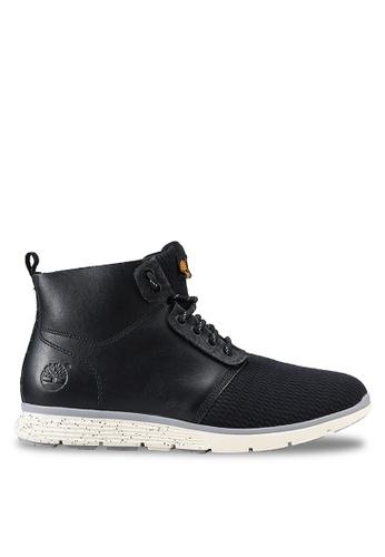 Timberland black Killington Chukka Boots 9F419SHA712C95GS_1