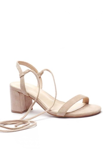 Twenty Eight Shoes Strapped  Mid Heel Sandals 5691-8 3A416SH0221E59GS_1