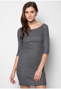 Kate Off-shoulder Dress